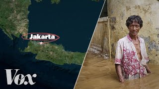 Why Jakarta is sinking