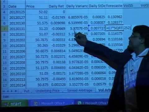 Samssara Capital - Workshop by Manish Jalan for NSE and D&B - part 4