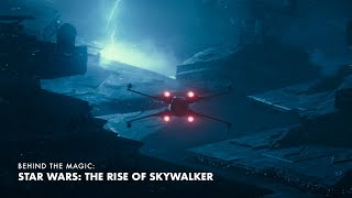 Vizuálne efekty - Star Wars Rise of the Skywalker
