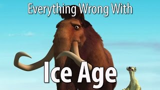 Everything Wrong With Ice Age In 13 MInutes Or Less