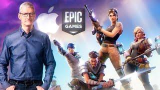 TODO sobre la guerra entre Epic Games vs Apple: origen, consecuencias y opinión