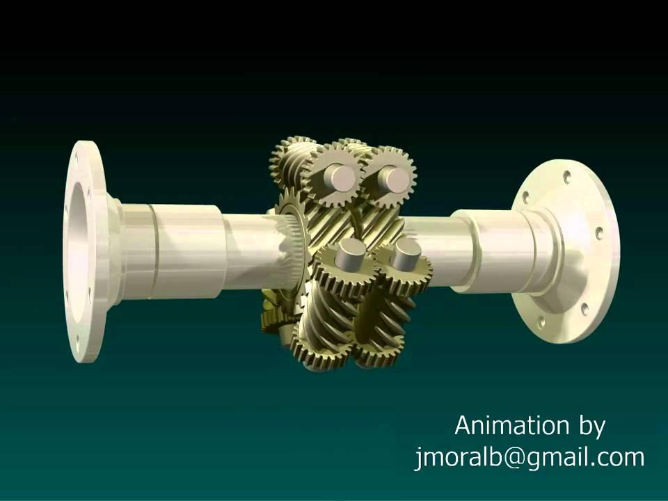 differential lock animation - photo #6