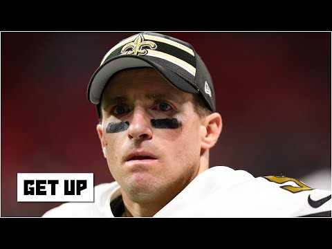 How will Drew Brees' Saints teammates react to his 'disrespecting the flag' comments? | Get Up
