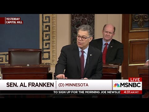 Mika: Due Process was Needed for Sen. Al Franken | Morning Joe | MSNBC