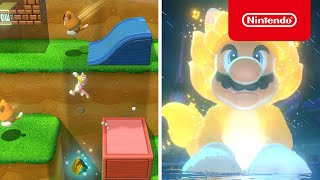 Super Mario 3D World + Bowser's Fury - Power Up! - Nintendo Switch