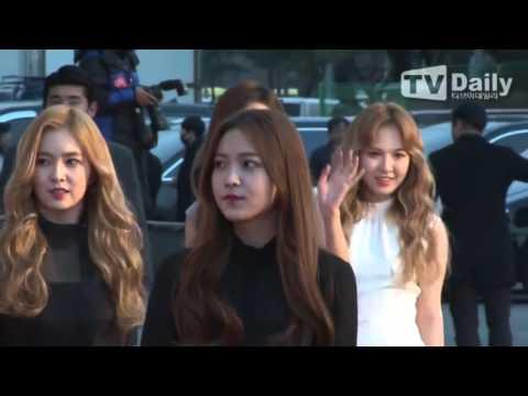[160114] Red Velvet - Seoul Music Awards (Red Carpet)