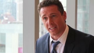 Chris Cuomo on family: at home and on TV