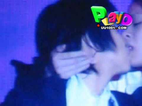 HeeChul & Sungmin Kiss