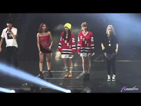 Baixar 140914 YG Family Power in Singapore - Gangnam Style Encore + Finale (2NE1 Focus)