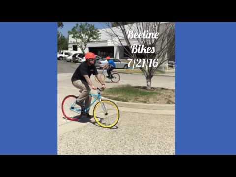 Antis & Beeline Bikes 7/21/16