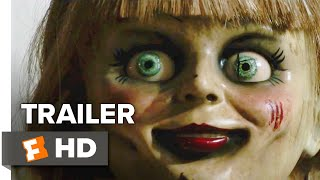Annabelle Comes Home Trailer #1 (2019) | Movieclips Trailers - YouTube