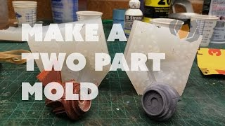 Prop: Live from the Shop - How to Make a Mold