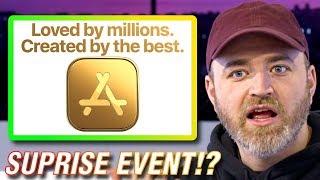 Apple Announces Surprise Event