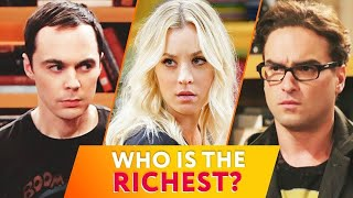 The Big Bang Theory Cast: What Do They Spend Their Money On? | ⭐OSSA