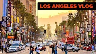Los Angeles Vlog: California 2021   Melek ZAMAN