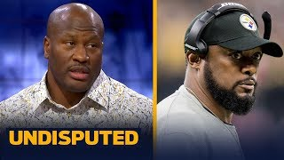 James Harrison says Mike Tomlin is biggest factor in Steelers' lackluster season | NFL | UNDISPUTED