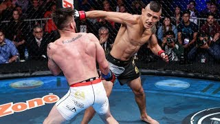 Renzo Mendez vs Andres Ayala Full Fight | MMA | Combate Peru