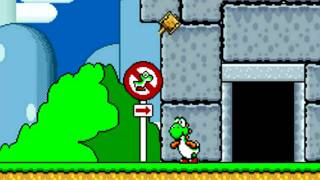 What Yoshi Does After Mario Leaves