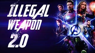Illegal Weapon 2.0 | Avengers | Marvel | Street Dancer 3d
