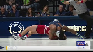Penn State overcomes slow start, takes down Wisconsin
