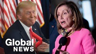 Coronavirus: Trump bypasses Congress, signs executive orders on COVID-19 aid