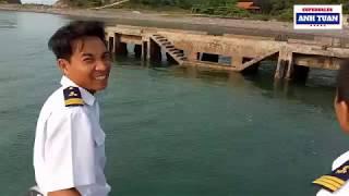 Trải Nghiệm Đi Du Thuyền 17 Tỷ Từ Bến Tàu Đảo Lan Châu Ra Đảo Ngư