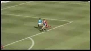 Jamie Pollock own goal genius