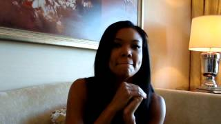 Gabrielle Union promotes 'Being Mary Jane' in Atlanta