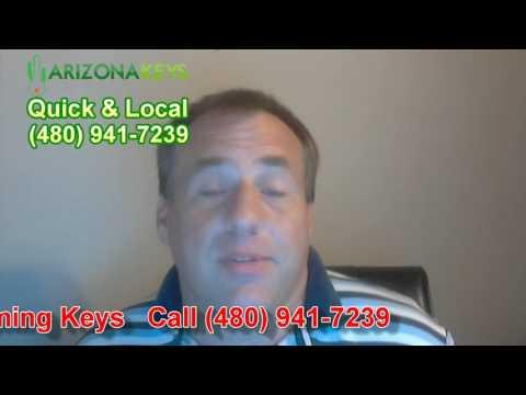 Car Locksmith Services in Scottsdale AZ - Arizona Keys Locksmith