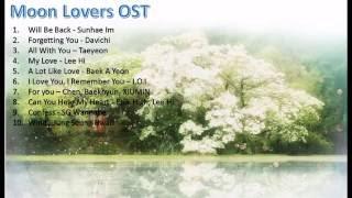 Những bài hát hay nhất phim Người tình ánh trăng (Moon Lover OST)
