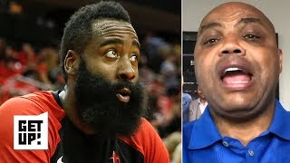 The Warriors are running out of answers for James Harden – Charles Barkley | Get Up!