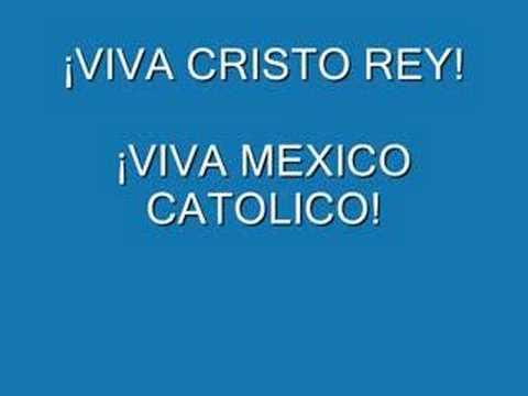 Viva Cristo Rey 1