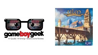 Ulm Review with the Game Boy Geek