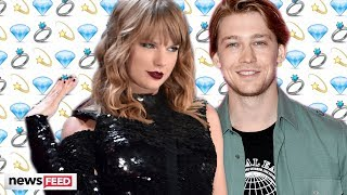 Taylor Swift Subtly Reveals She's ENGAGED To Joe Alwyn?!?