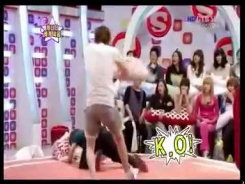 EunHyuk VS Leeteuk !