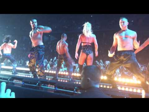 Slumber Party & Touch Of My Hand - Britney Spears Live In Bangkok June 23, 2017