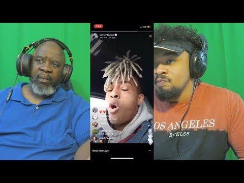 Dad Reacts to XXXTentacion Dead at 20 - (R.I.P. XXXTentacion)