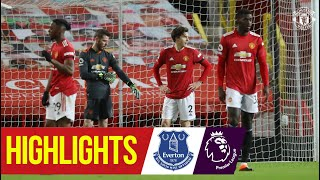 Highlights | Manchester United 3-3 Everton | Premier League