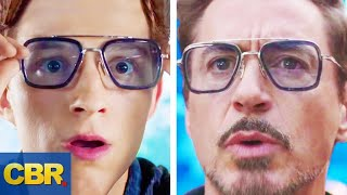 10 Similarities Between Peter Parker And Tony Stark