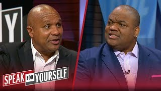 Jason Whitlock confronts Hue Jackson about the Browns firing   NFL   SPEAK FOR YOURSELF