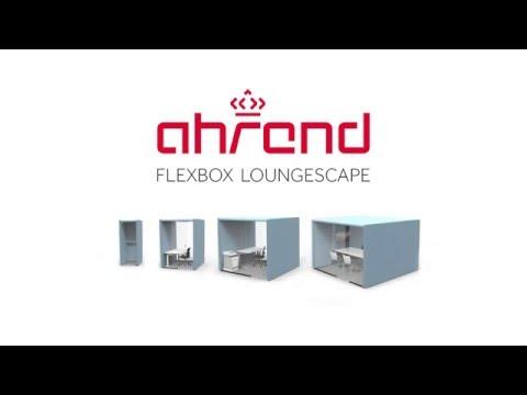 Ahrend Flexbox Loungescape