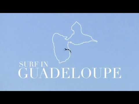 SURF IN GUADELOUPE / Port-Louis February 2019
