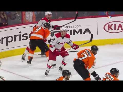 Philadelphia Flyers vs Carolina Hurricanes
