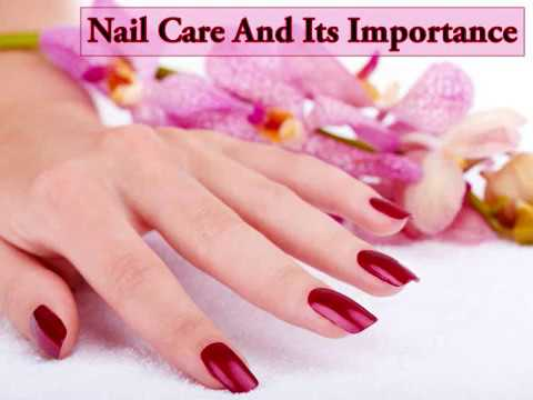 Nail Care And Its Importance