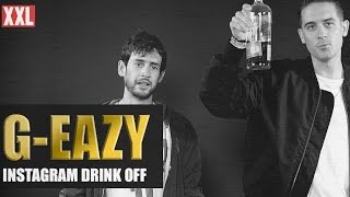 XXL's Instagram Drink Off Featuring G-Eazy
