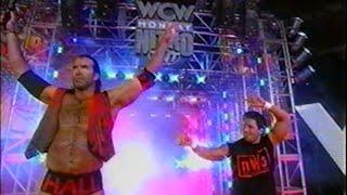Bam Bam Bigelow vs. Bill Goldberg vs. Scott Hall [Nitro - 18th Jan 1999]