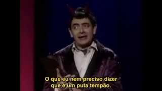 Mr. Bean falando do Inferno (STAND UP COMEDY)