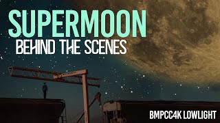 HOW TO FILM UNBELIEVABLE LOW LIGHT WITH BMPCC4K
