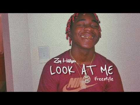 ZayHilfiger - Look At Me ( Official Audio ) #FreeXxxTentacion
