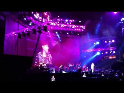 多想 - 张信哲2013空出来的时间世界巡迴演唱会新加坡站